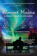 Almost Maine, GHS, Gresham High School Drama
