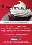 Liberated Baking, Gluten Free, Bakery