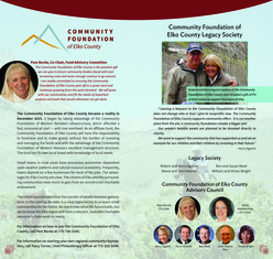 Community Foundation of Western Nevada Annual Report